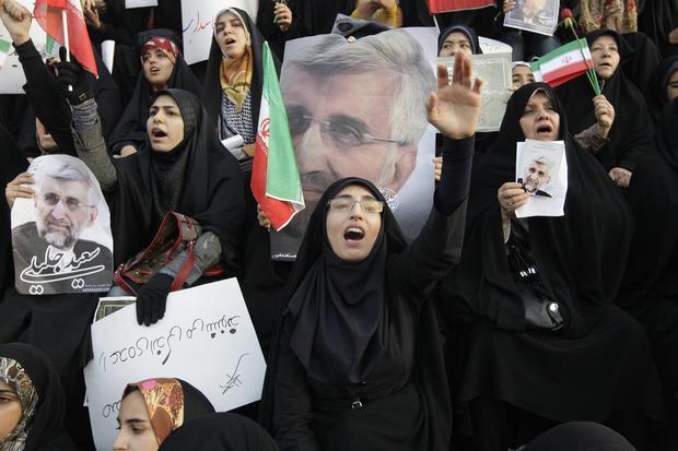 Iran prepares for election
