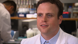 Christopher Mason is a geneticist at Weill Cornell Medical College.