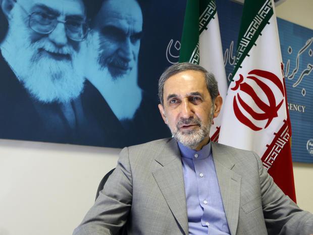 Adviser to Iran's supreme leader Ayatollah Ali Khamenei and conservative presidential candidate, Ali Akbar Velayati