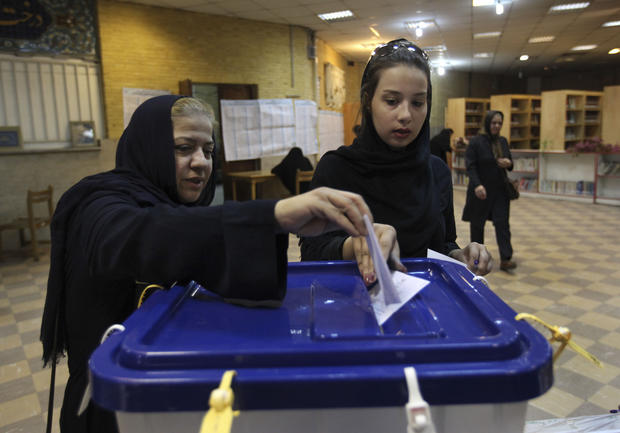 Iran prepares for election