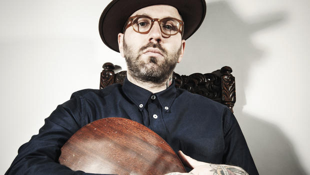 city and colour getting personal with dallas green cbs news. Black Bedroom Furniture Sets. Home Design Ideas