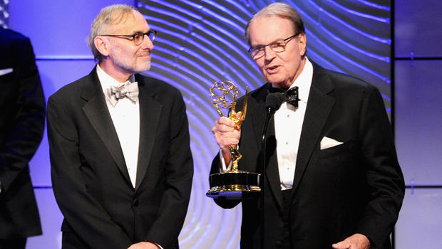 Charles Osgood Young Host Charles Osgood