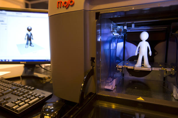 From ears to guns - 3D printers coming of age