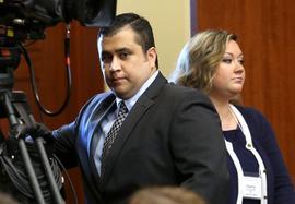 Zimmerman trial photos