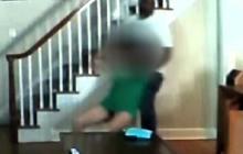 Violent home invasion caught on tape