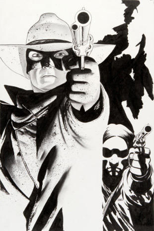 The Lone Ranger: A Western icon