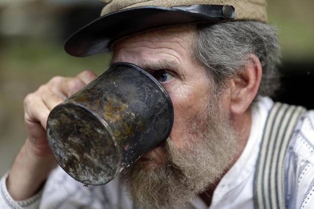 Reliving history - Gettysburg