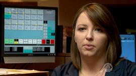 911 dispatcher Amber Chase