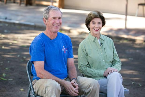 The Bushes in Africa