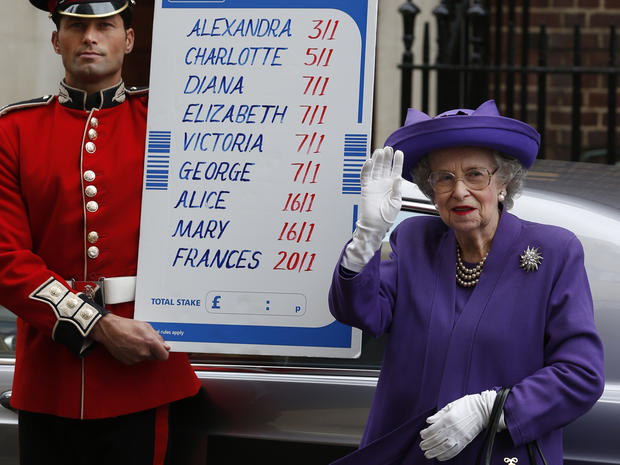 Britain prepares for royal baby