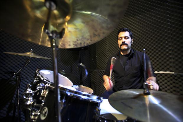 Iran's underground music scene