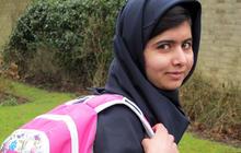 Gordon Brown on risks girls face attending school in Pakistan