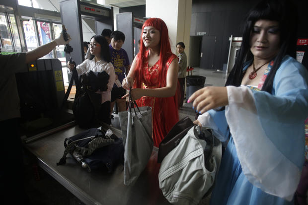 Costume culture in China
