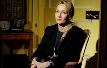 Why did J.K. Rowling conceal identity for new book?