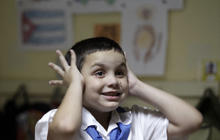 Living with autism in Cuba