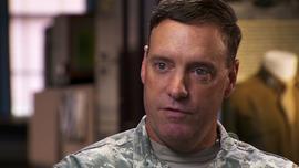 Colonel Chuck Hodges