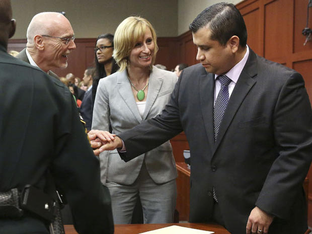 George Zimmerman acquittal
