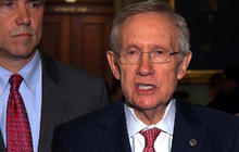 "Reid: Spirit of ""comity and cooperation"" restored in Senate"