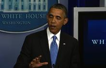 "Obama: Trayvon Martin ""could have been me"""