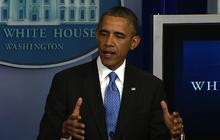"""Obama: Could Trayvon Martin """"have stood his ground?"""""""