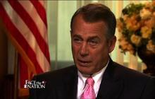 "Boehner: Immigration debate is ""not about me"""