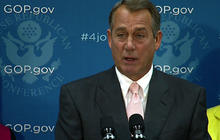 """Boehner: """"Nobody spent more time trying to fix"""" immigration"""