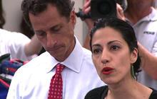 "Weiner's wife: ""I love him, I have forgiven him"""