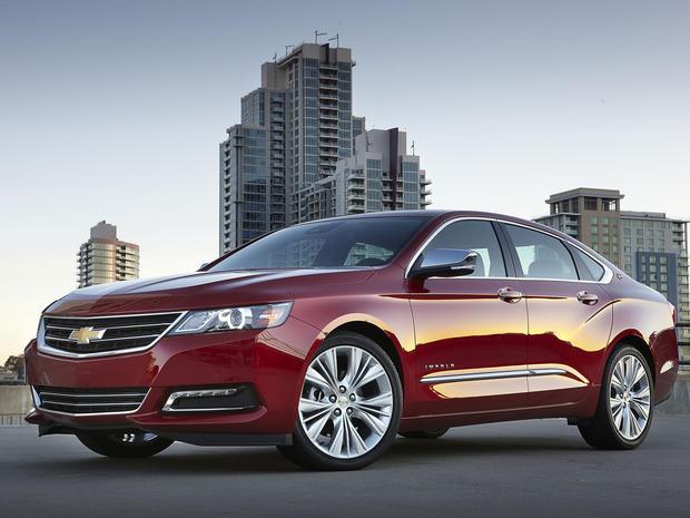 Chevrolet Impala scores high marks