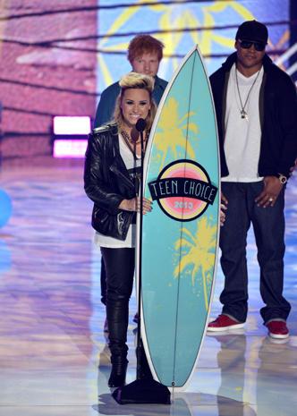 Teen Choice Awards 2013 highlights