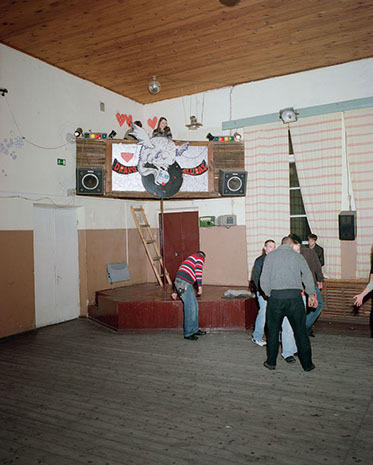 Lithuania's village discos