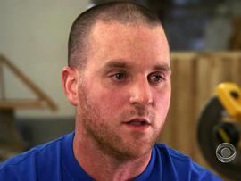 Craig Carr talks about a carpenter job he got in 2007.