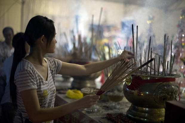 China's ghost festival
