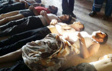 Syrian doctors swarmed with possible chemical attack victims