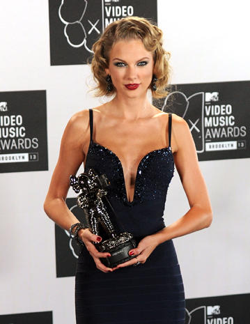 MTV Video Music Awards 2013 press room
