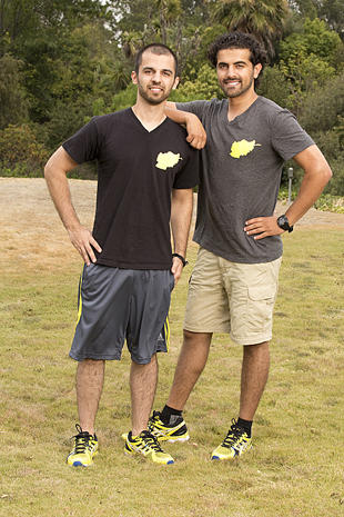 """The Amazing Race"" 23"