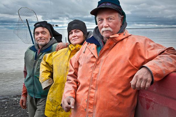 The faces of Alaska