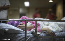 Wounded Syrians treated in Israel