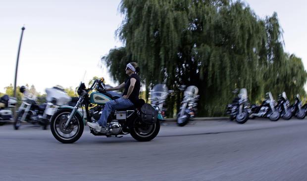 Happy birthday, Harley Davidson