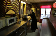 Displaced Syrians find refuge in hotels
