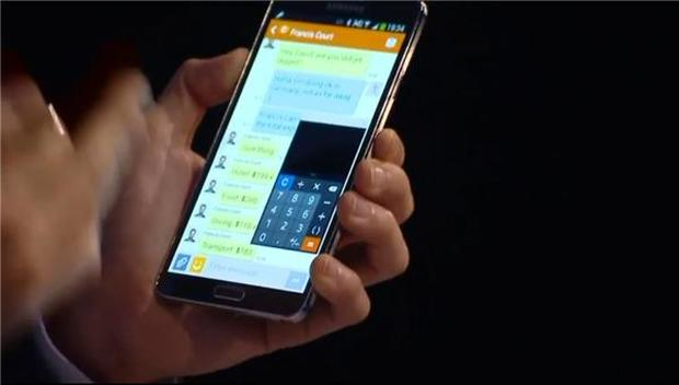 Samsung unveils Galaxy Note 3, Galaxy Gear smartwatch