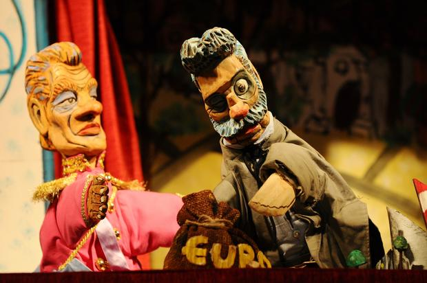 Puppets of the world