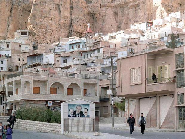 Maaloula, syria, generic