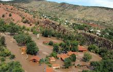 Flash flooding swamps Colorado