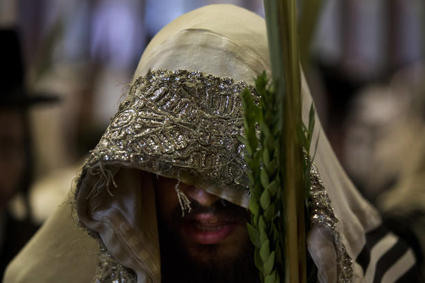 Sukkot celebrations in Israel