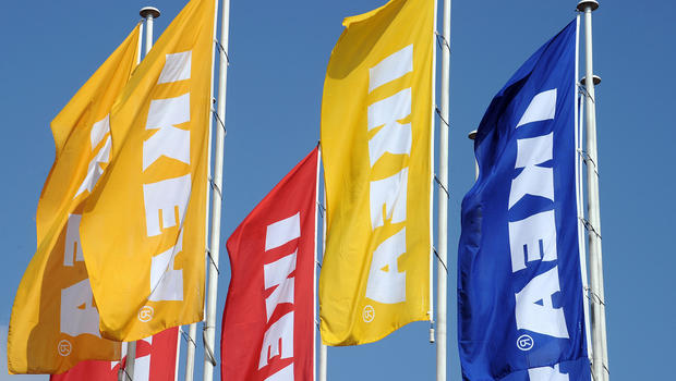 ikea sees sales market share grow further cbs news. Black Bedroom Furniture Sets. Home Design Ideas