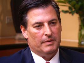Republican state Senator John Lamping