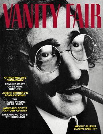 Classic Vanity Fair covers