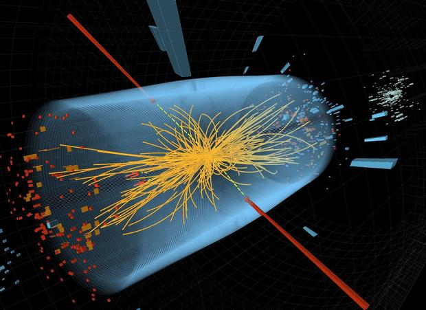 "Finding the ""God particle"""