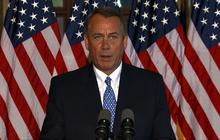 "Boehner: ""I didn't come here to shut down the government"""