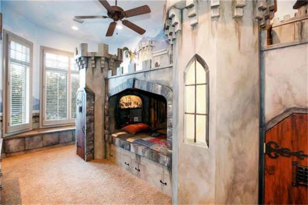 10 Homes With Unique And Over The Top Features CBS